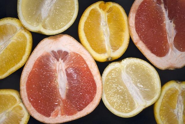 Free fruit orange grape food fruits purple red