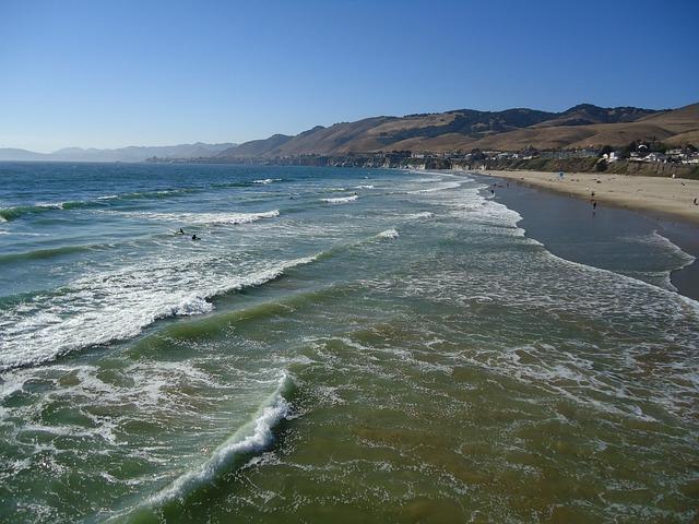 Free pismo pier california