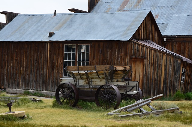Free ghost town bodie rustic historic wagon