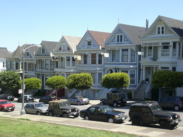 Free houses city san francisco victorian house