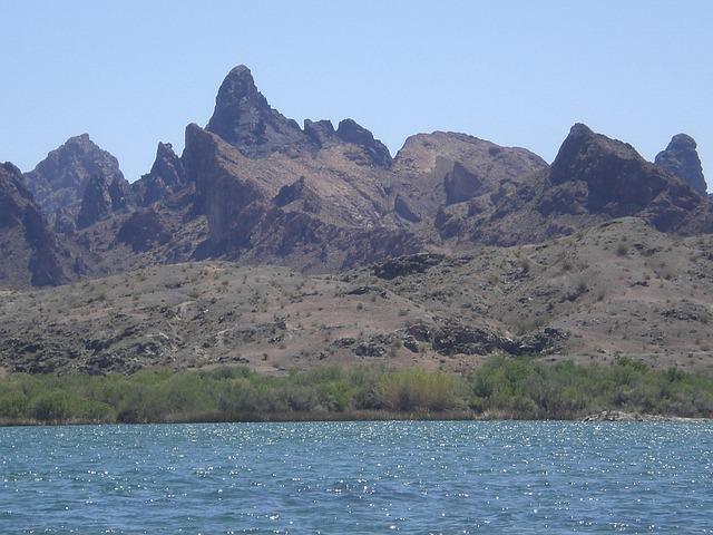 Free colorado river arizona peaks