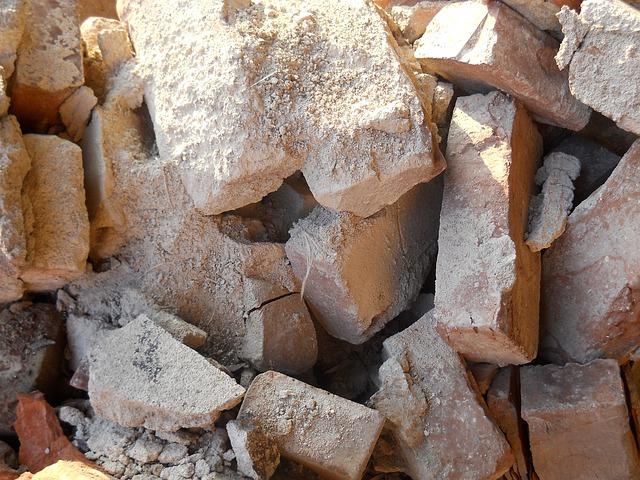 Free Photos: Bricks building red plaster brick wall | Marta Lalova