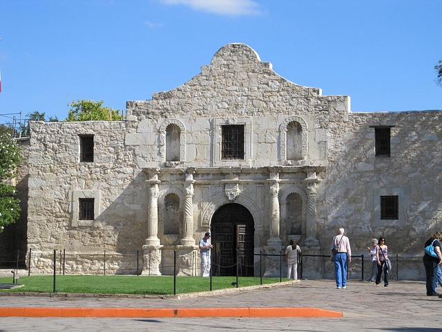 Free alamo san antonio texas mission downtown