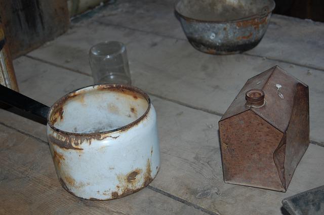 Free kitchen antiques pots pot tools aged vintage
