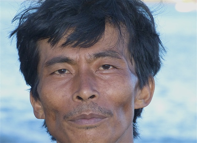 Free man portrait asian view urgent philippines