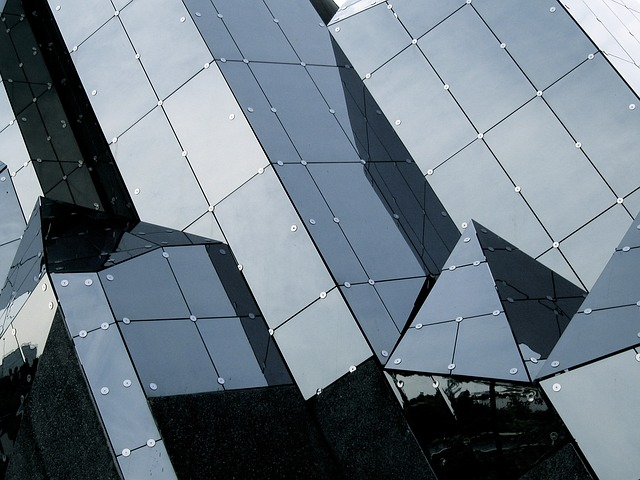 Free building architecture glass futuruskop france