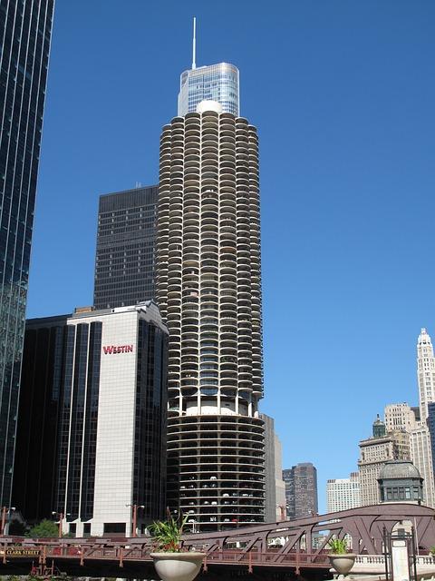 Free chicago city centre illinois