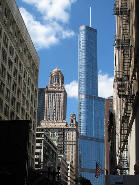 Free city centre chicago illinois