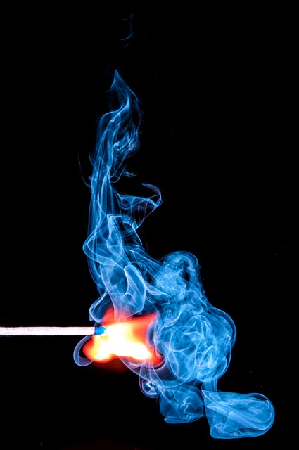 Free               match sticks smoke ignite fire lighter ignition