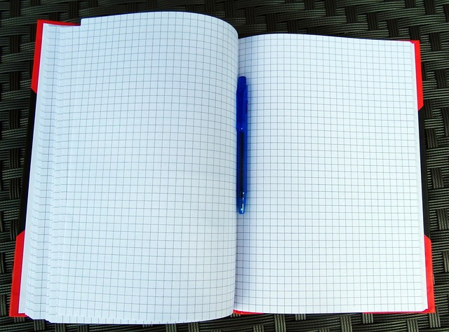 Free notebook notes open