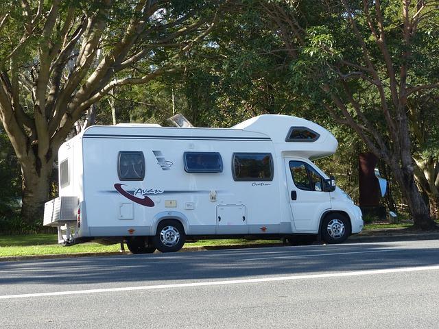 Free motorhome camper holiday travel camping