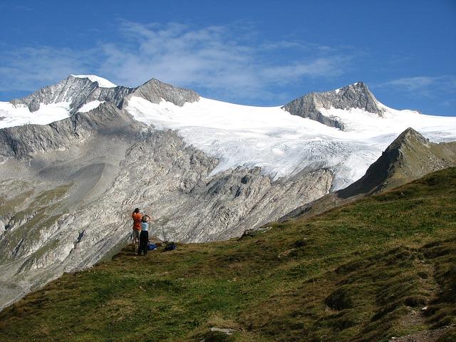 Free               großvenediger mountain alpine hiking nature
