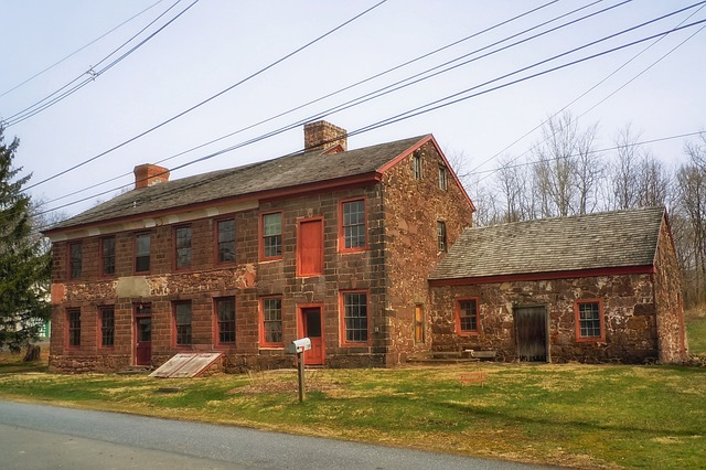 Free pennsylvania old building abandoned historic