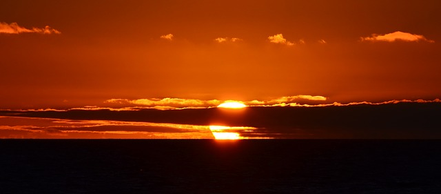 Free Photos: Beach sunset sundown summer shoreline | Peter Wright