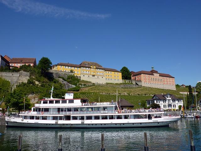 Free friedrichshafen ship passenger ship lake constance
