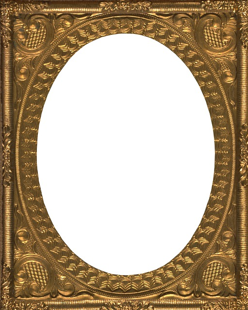 Free frame golden photo digital picture portrait