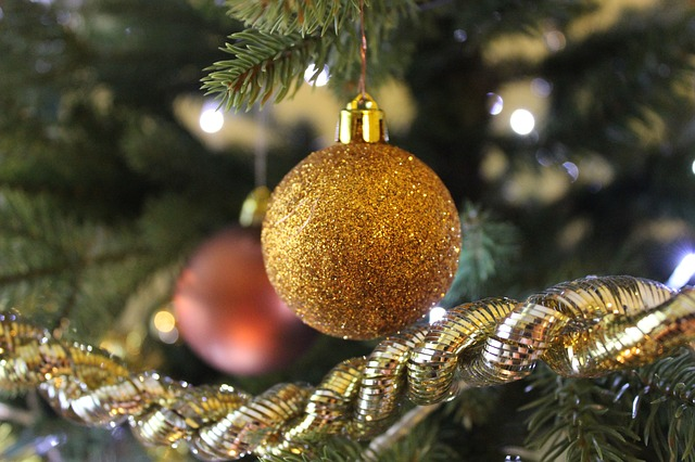 Free christmas ornament holiday