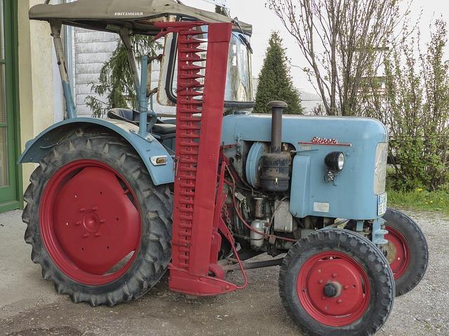 Free tractor machine farm equipment transport