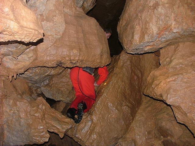 Free cave stalactite nature stones caver hiding