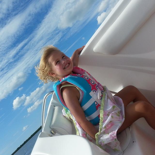 Free Photos: Boat girl outside smiling smile happy sitting | mcconnmama
