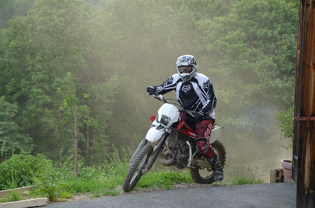 Free enduro motorcycle motorcyclist motocross ride