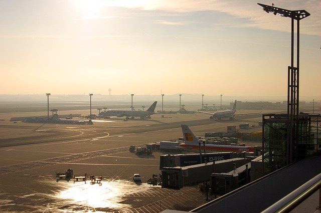 Free airport frankfurt prior to aircraft air traffic