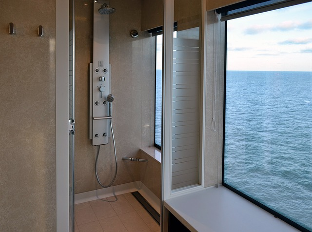 Free wellness shower cruise ship cruise outlook tourism