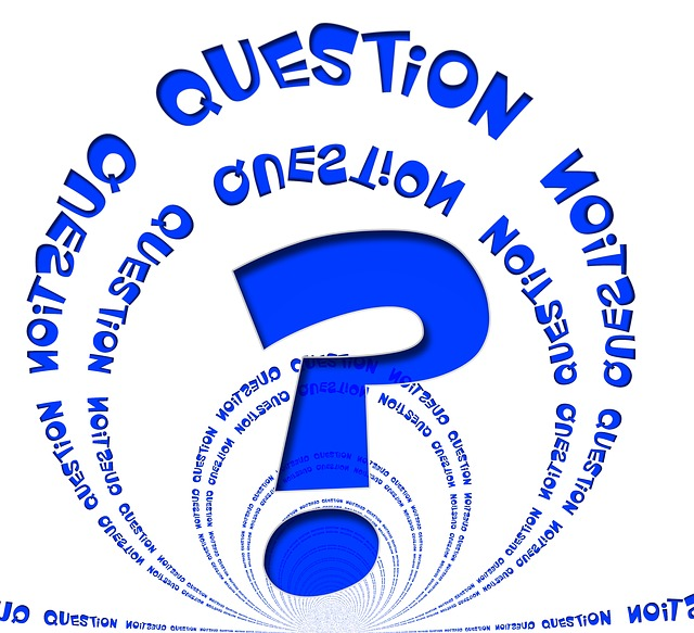 Free Photos: Question mark punctuation marks question request | Gerd Altmann