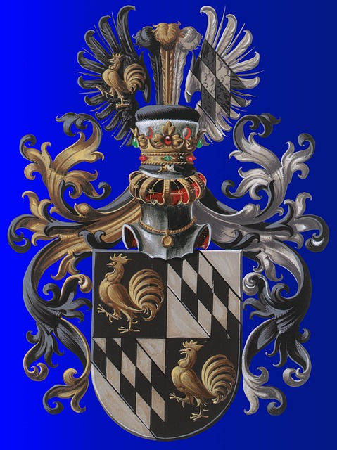 Free coat of arms european tradition hereditary