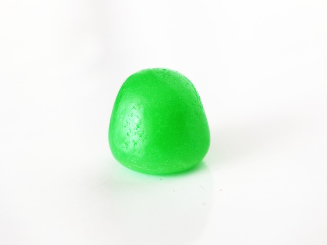 Free candy ball green