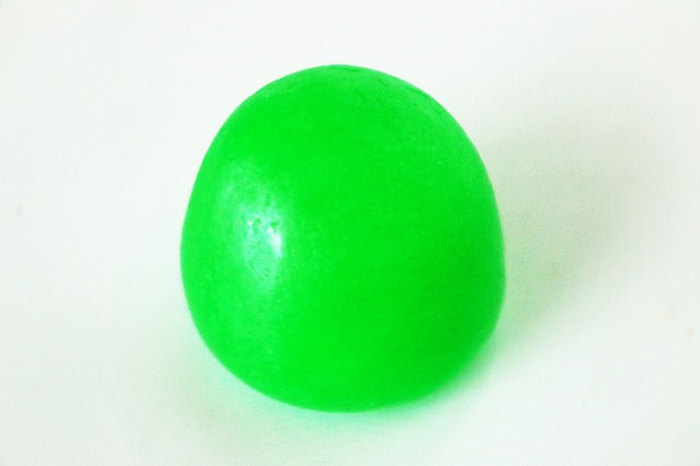 Free candy green ball