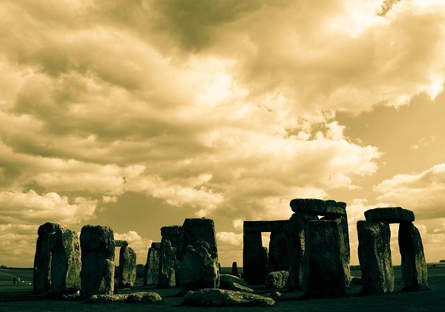 Free stonehenge monument heritage salisbury tourist