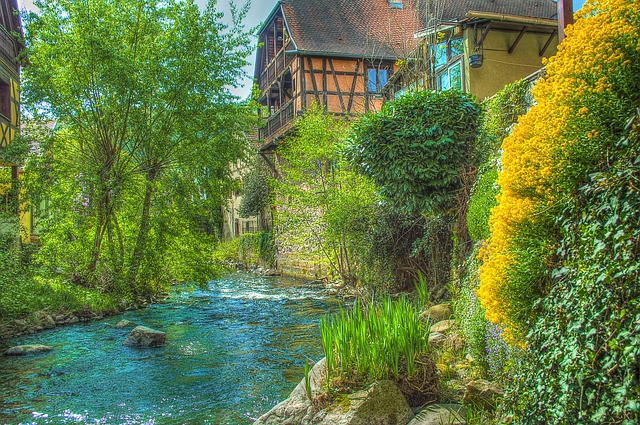 Free kaysersberg alsace france photo filter filter hdr