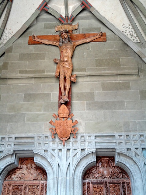 Free crucifix jesus christ constance church cross