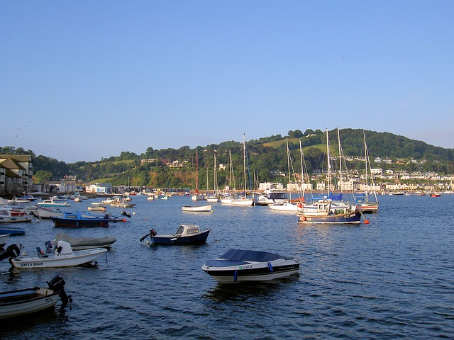 Free sailing boat sailing ship speed boat sea sunny