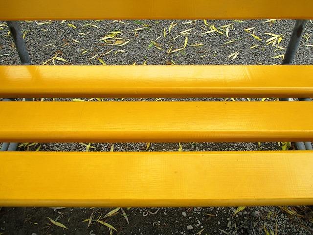 Free bank wood park yellow