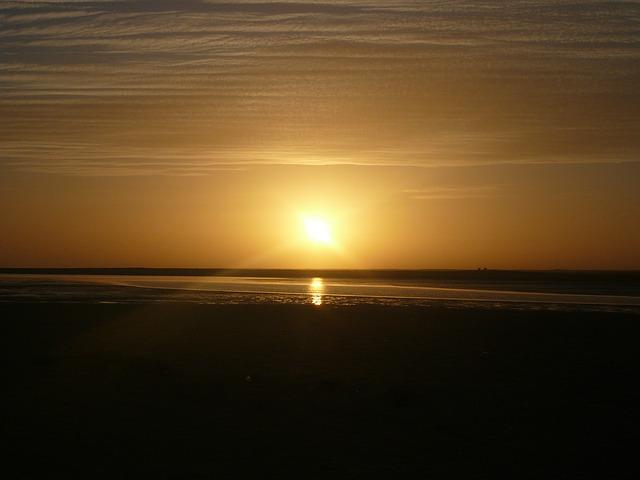 Free dakhla morocco sunset
