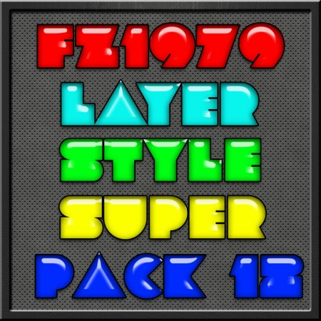 Free Super pack layer style 12