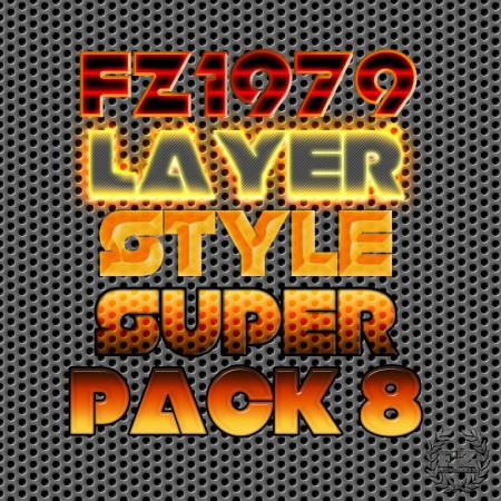 Free Super pack layer style 8
