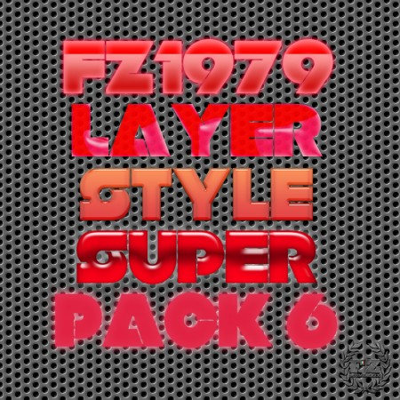 Free Super pack layer style 6