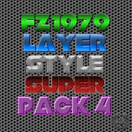 Free Super pack layer style 4