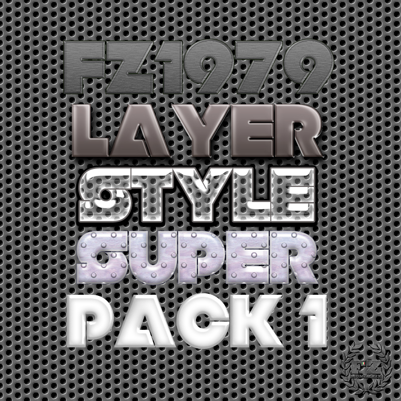 Free Styles: Super pack layer style 1 | Flavio