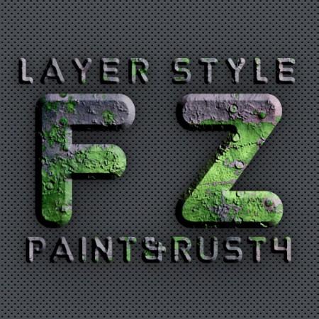 Free Photoshop style 25