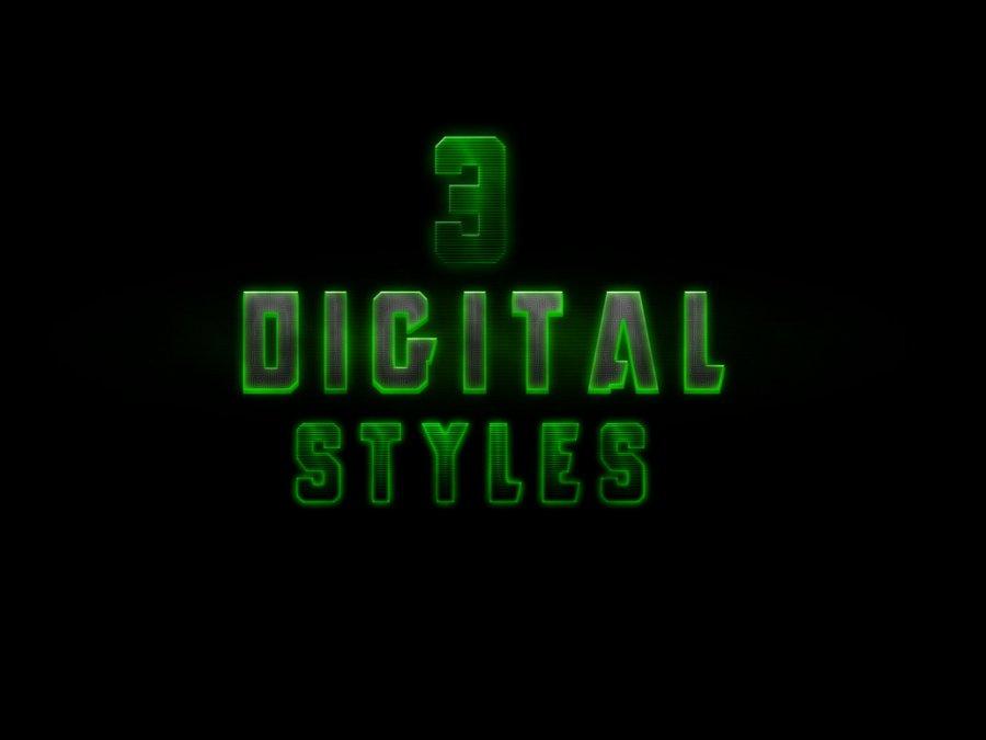 Free Styles:  3 Digital Styles | Devin Hansen