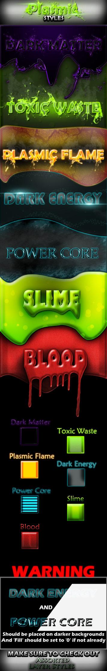 Free Plasmic Styles