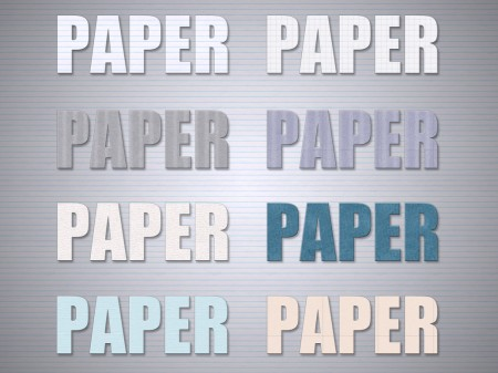 Free Paper Styles