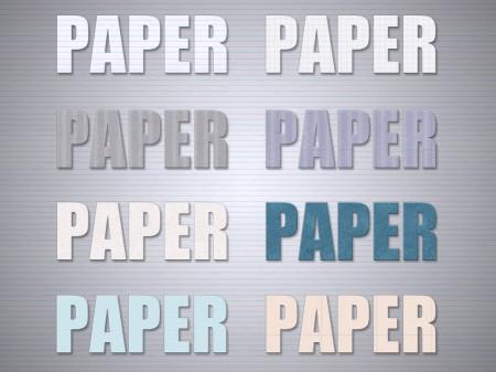 Free Paper Styles