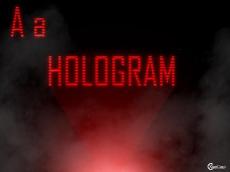 Free Hologram