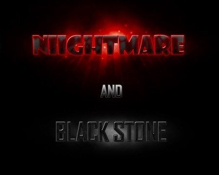 Free Nightmare-Black Stone Styles