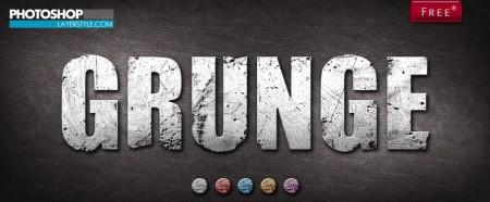 Free Grunge Styles 2